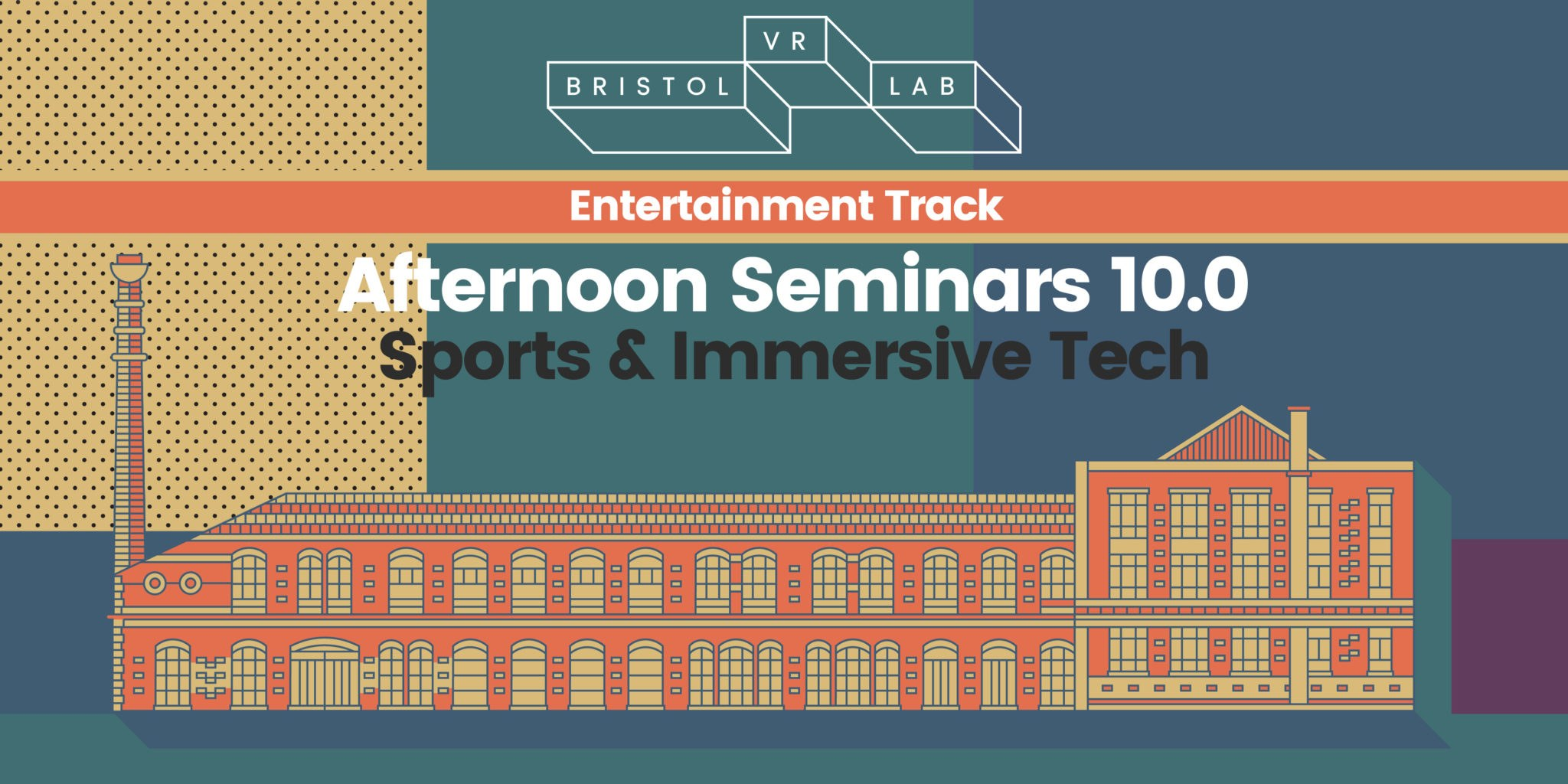 BVRL Afternoon Seminars 10.0 – Sports & Immersive Tech