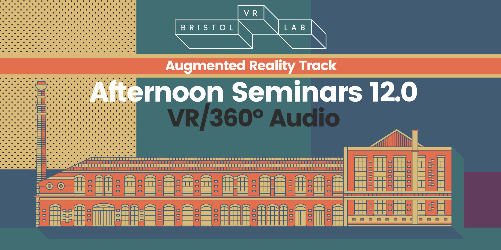 BVRL Afternoon Seminars 12.0 – VR/360° Audio