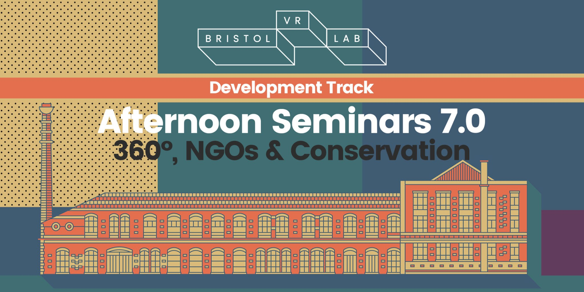 BVRL Afternoon Seminars 7.0 – 360°, NGOs & Conservation