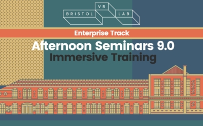BVRL Afternoon Seminars 9.0 – Immersive Training