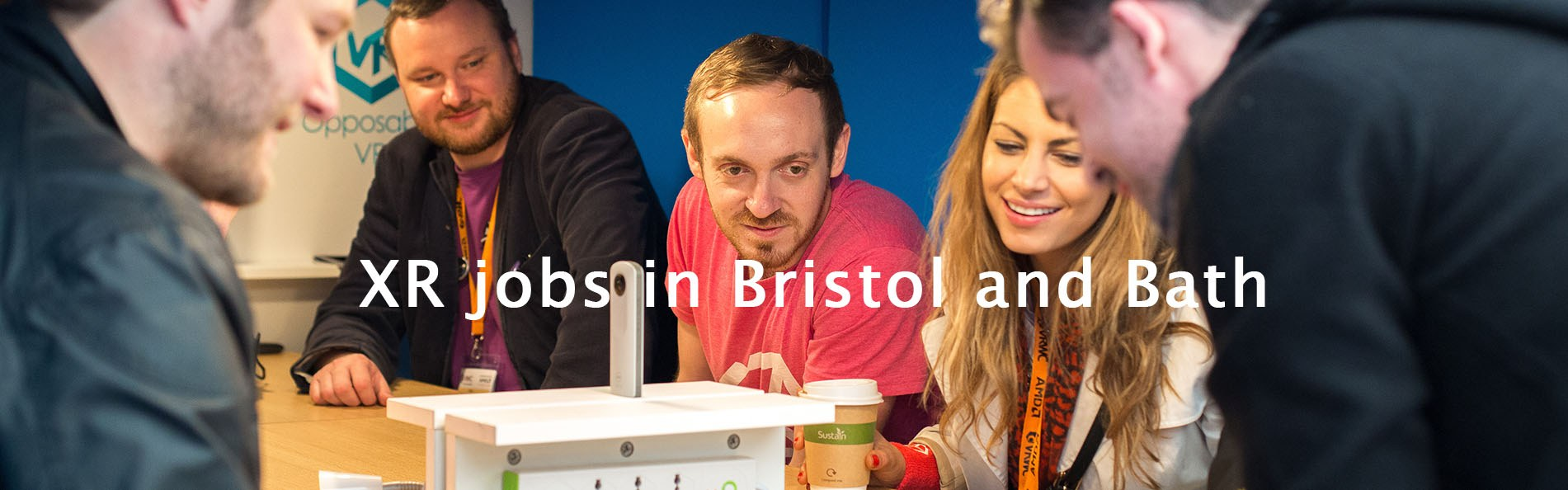 October: Bristol VR Lab's top picks of immersive jobs in Bristol & Bath