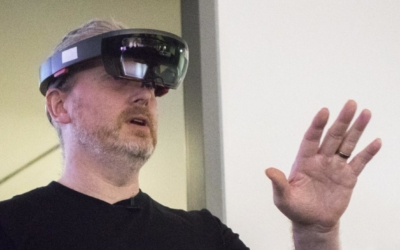 Tech Play Friday – Microsoft HoloLens