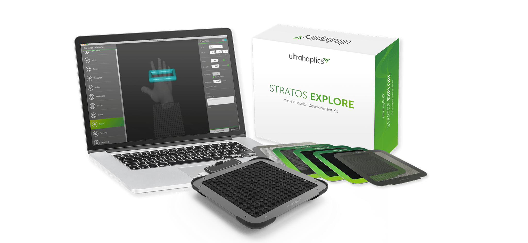 Tech Play Friday – Ultrahaptics Touch Development Kit