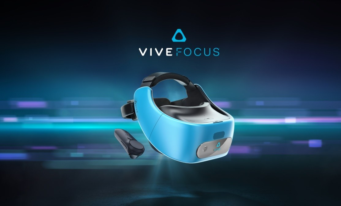 Tech Play Friday – HTC Vive Focus