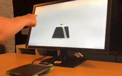 Can touch this! Ultrahaptics development blog