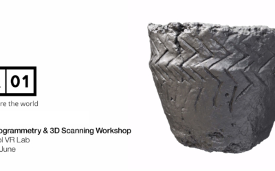 Bristol VR Lab – Reality01 3D Scanning & Photogrammetry Workshop