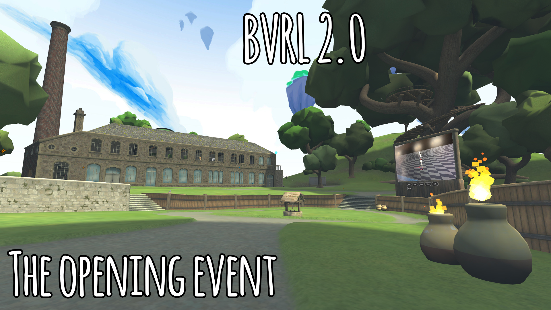BVRL 2.0 – The Opening Event